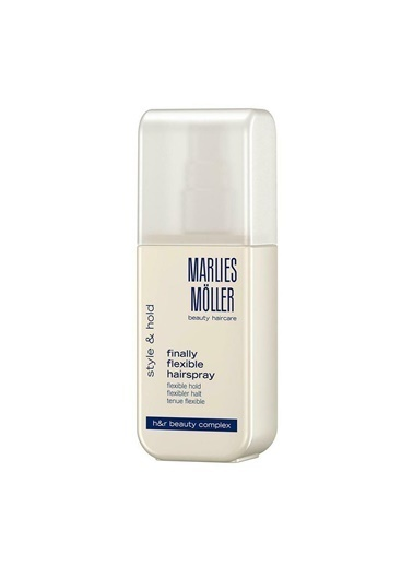 Marlies Möller Essentıal Stylıng Fınally Flexıble Haır Spray 125 Ml Renksiz